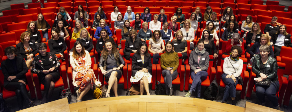 <p>100 Women and Thousands More – a multichannel campaign.</p>